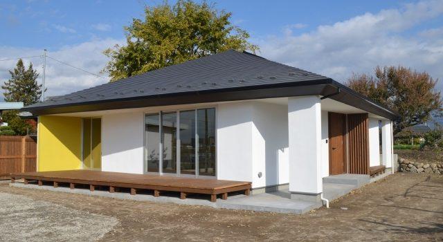 シホウニワの家