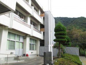 三富小学校校舎トイレ改修工事