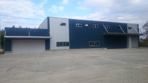 リサイクルセンター新築工事